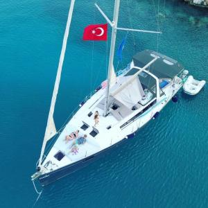 Sailing Yacht Rental Kas