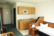 Einraum-Appartement