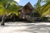 Beach front Cabana at Green Parrot
