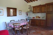 Il Frantoio kitchen