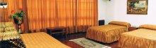 Habitación Triple con tres camas