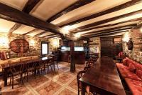 Tavern and kitchenette