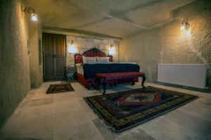 Sultan odası -->yatak odası