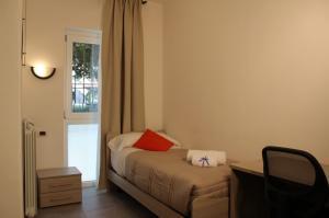 Seconda camera da letto con 2 letti singoli