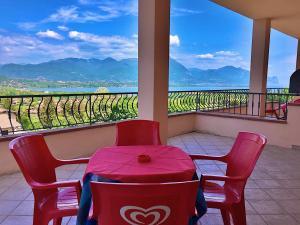 Lake view terrace
