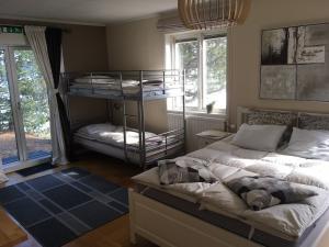 Downstairs main family bedroom