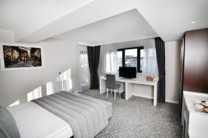 Standart Geniş Yataklı Oda